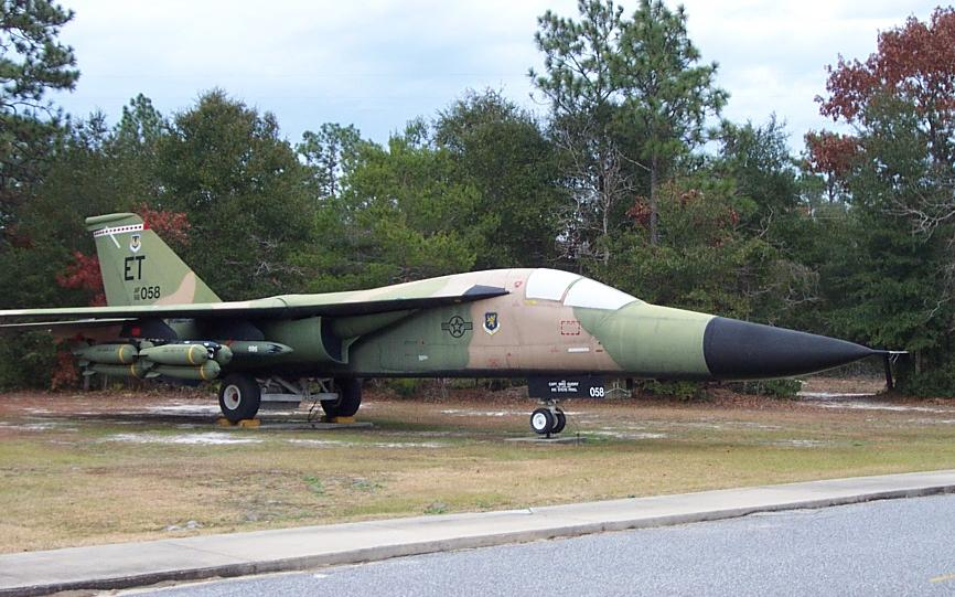 Preserved US Military Aircraft